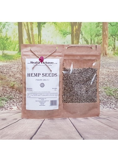 Hemp Seeds (Cannabis sativa L.)