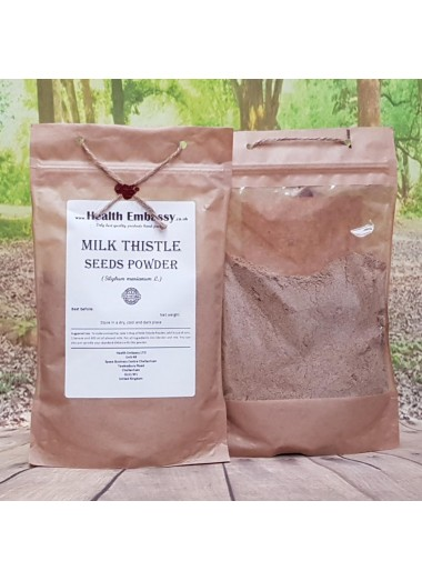 Milk Thistle Seeds Powder (Silybum marianum L.)