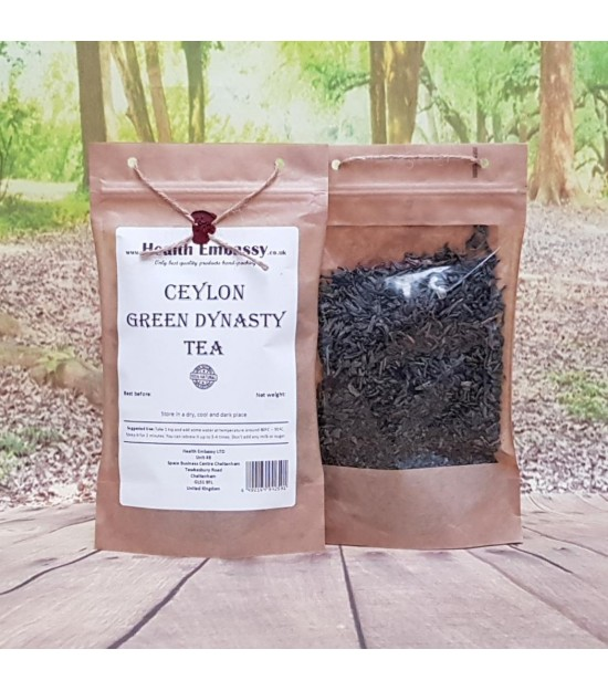 Ceylon Green Dynasty Tea 75g