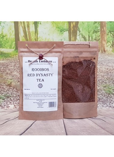 Rooibos Red Dynasty Tea 75g (Aspalathus linearis)