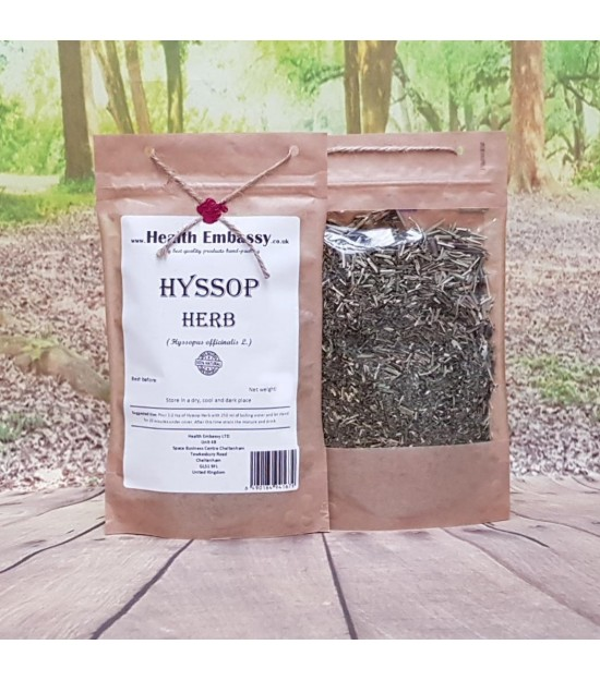 Hyssop Herb Tea (Hyssopus officinalis - herba)