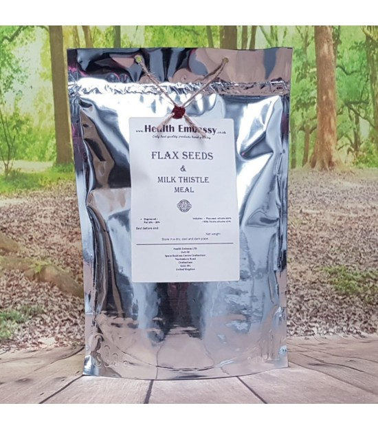 Flaxseed & Milk Thistle Meal 450g