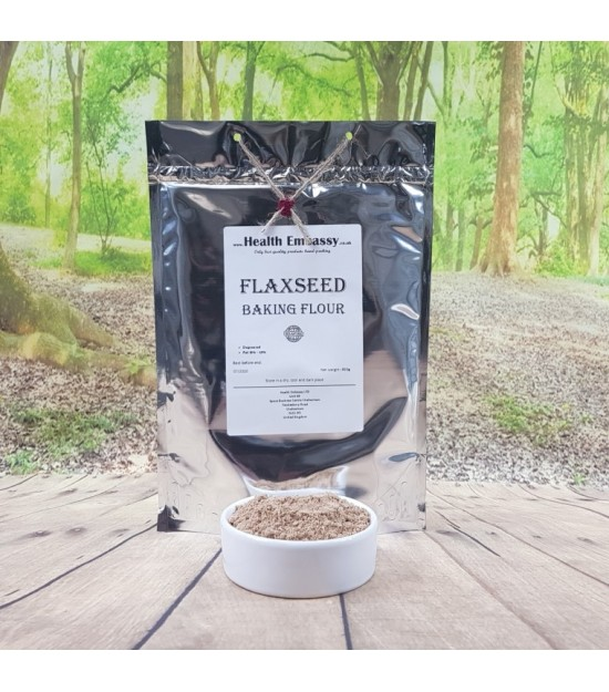 Flaxseeds Baking Flour 450g