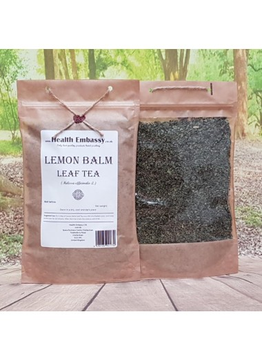 Lemon Balm Tea (Melissa Officinalis L.)