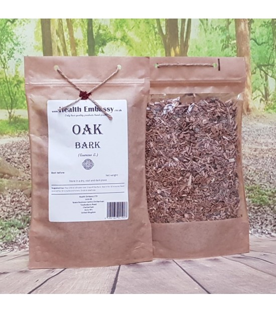 Oak Bark Tea (Quercus L.)