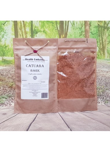 Catuaba Bark Tea