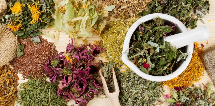 Herbs blends to smoke